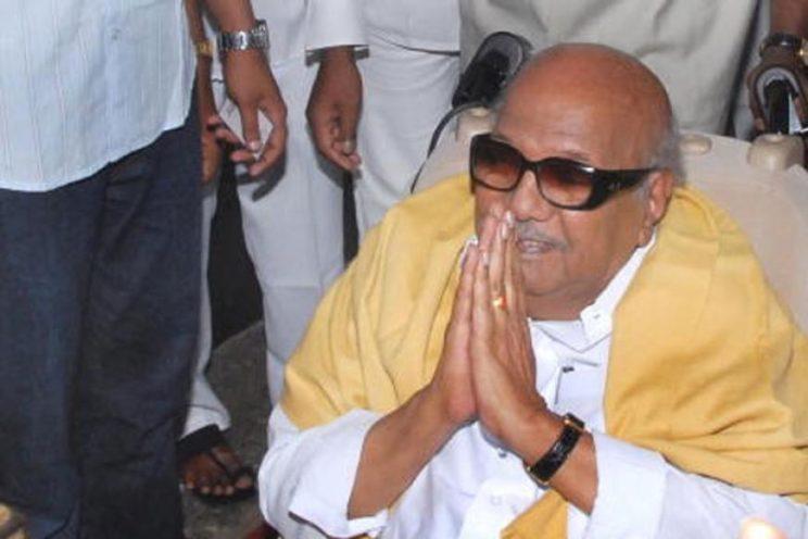 DMK-president-M-Karunanidhi