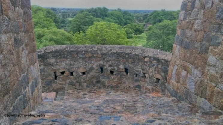 Ranjankudi fort