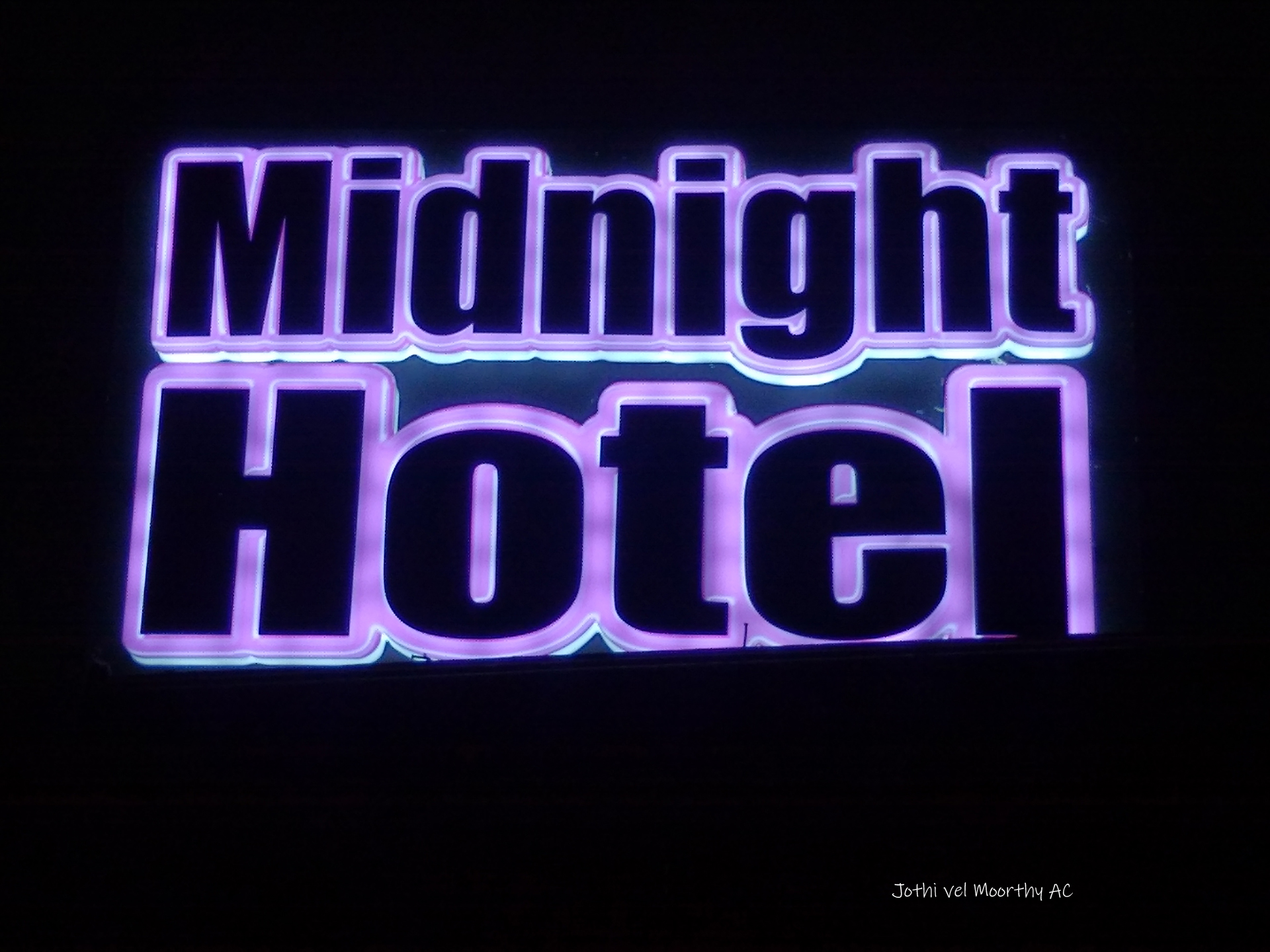 Midnight Hotel