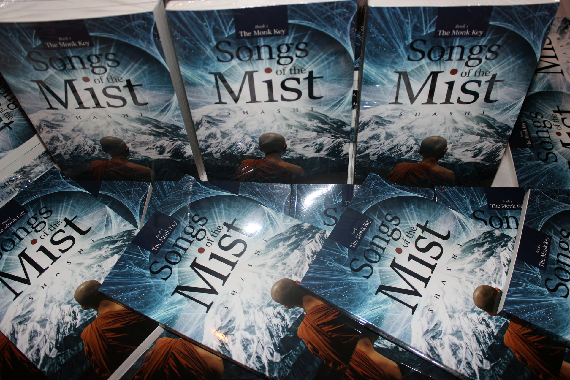 Songs of the Mist – Book reading