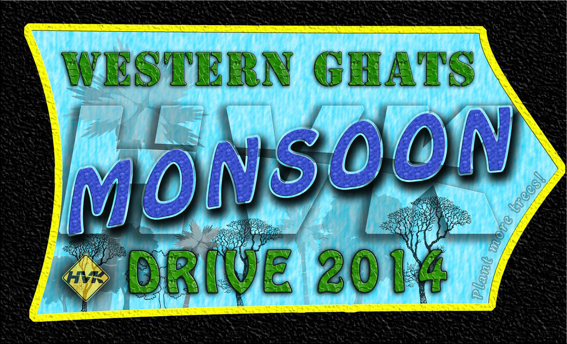 Monsoon drive 2014 ( Part -01)