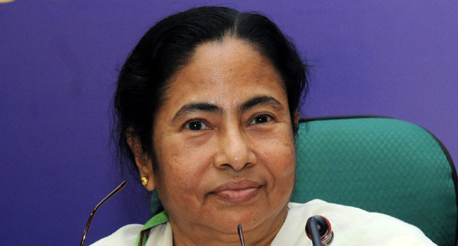 The Union Minister for Railways, Kumari Mamata Banerjee addressing at the Economic Editors' Conference-2010, in New Delhi on October 27, 2010.
