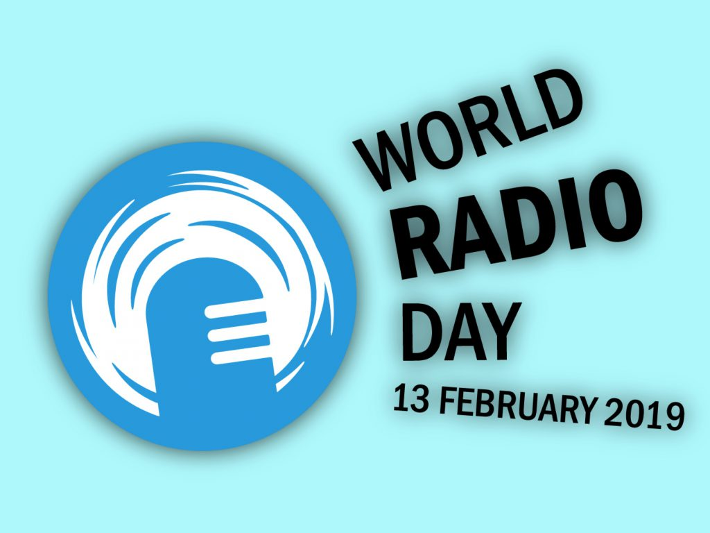 World Radio Day 2019.